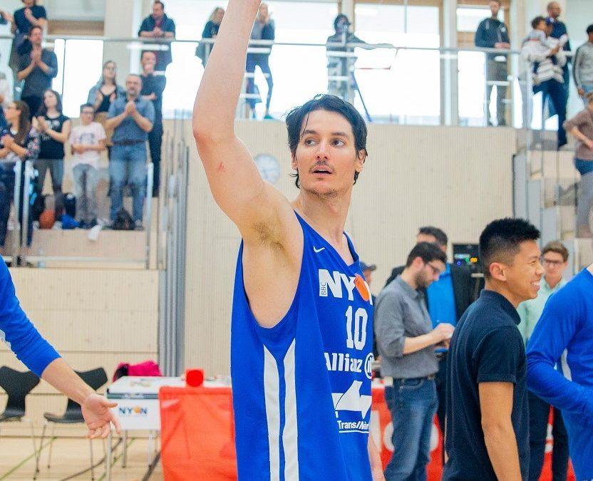 Stefan Ivanovic range ses baskets pour devenir le nouveau coach de la 1ère équipe